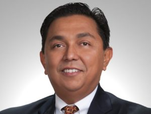 Chief Investment Officer Forrest Corral photo