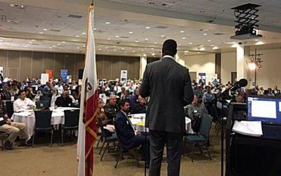 Sanford Coggins Speaks at FPA Orange County Event