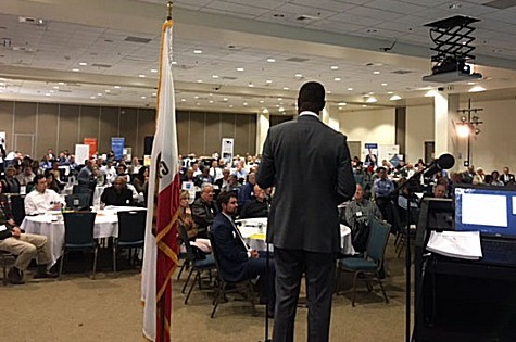 Sanford Coggins Speaks at FPA Orange County Event