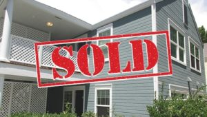 Sold house VisionWise Capital