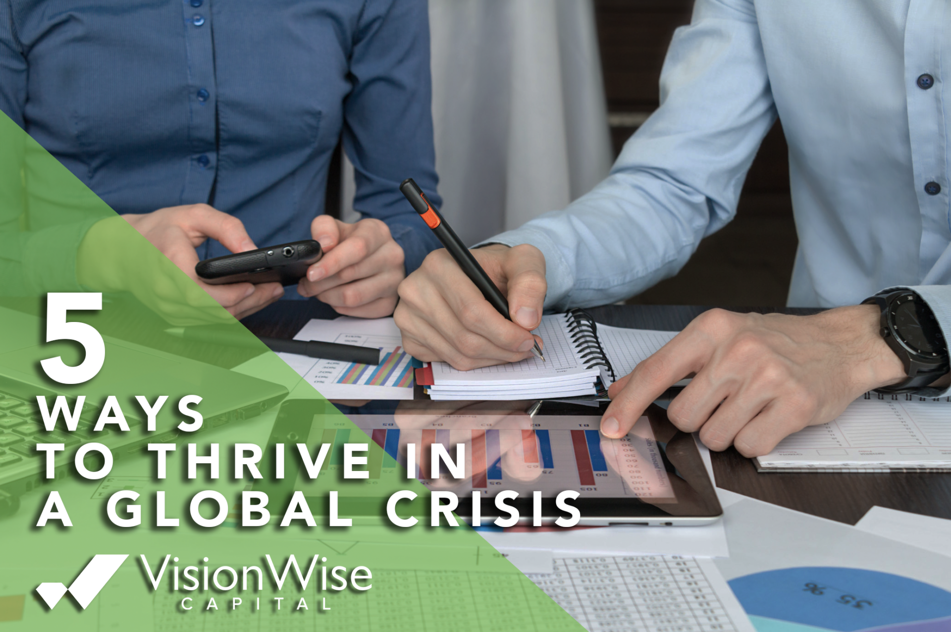 Five ways to thrive in a global crisis – Lessons from Noah's Ark